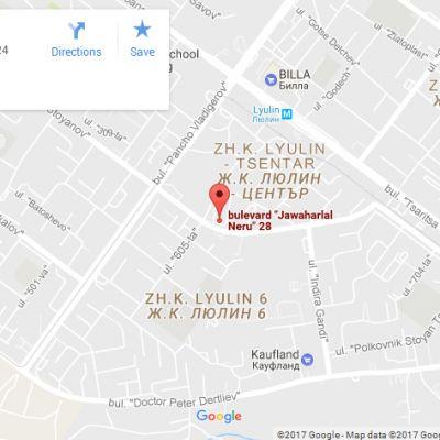 Предстоящо откриване на офис-магазин в град София