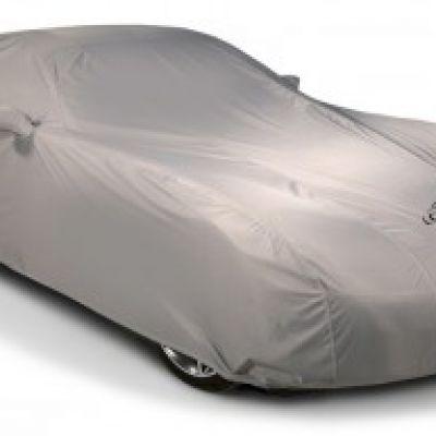 Покривало с пяна защитава колата от градушка